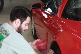 Car Detailing<br>by Luis Enriquez