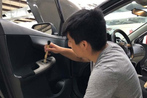 Car Detailing<br>by Juan Martinez